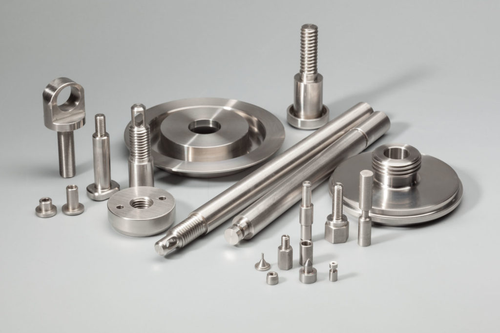 One manufacturer, many components